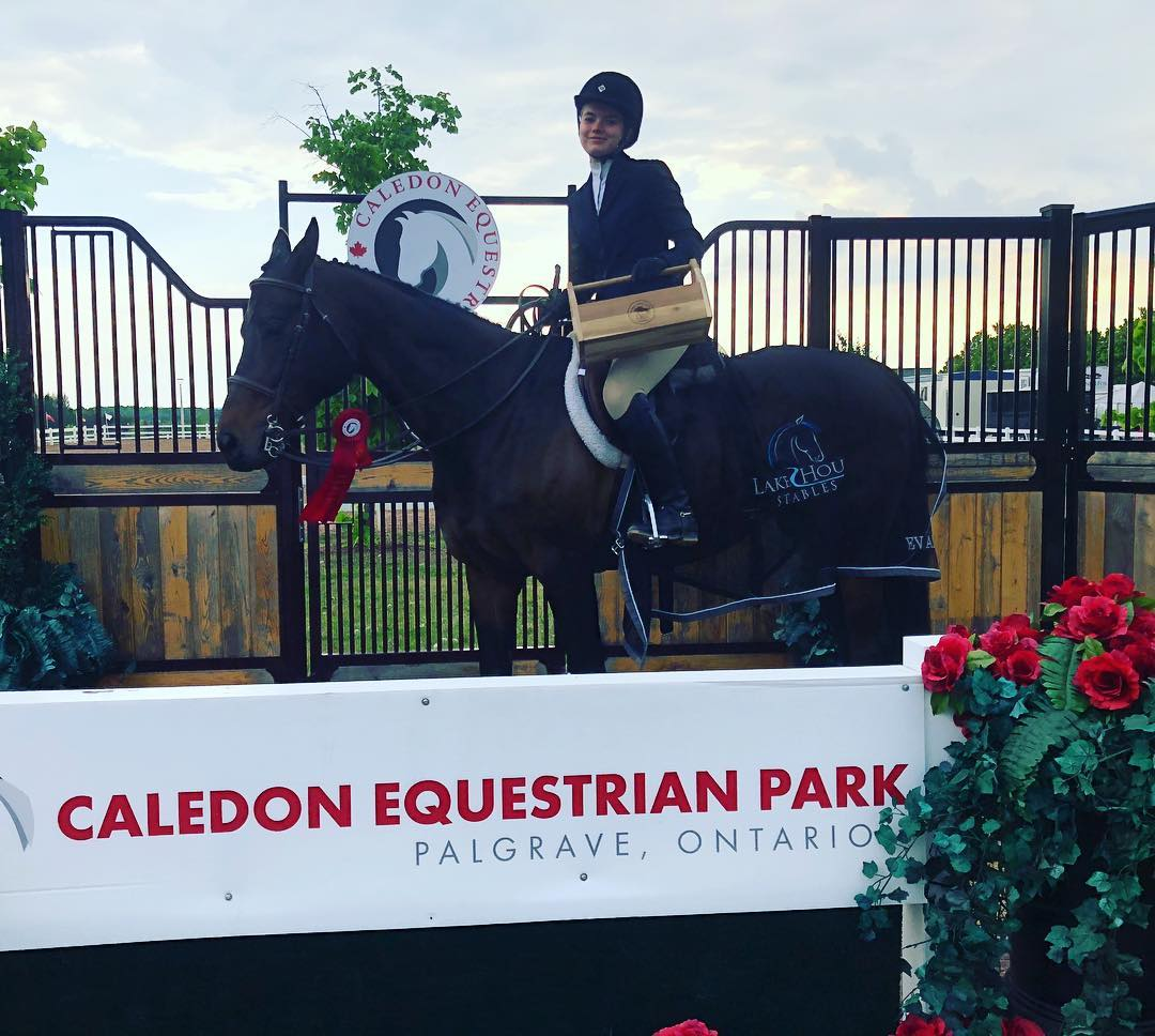 May 20th- A Show/Pickering Schooling- Click for more updates
